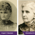 Angie F. Newman and Emmeline B. Wells
