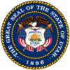 Great Seal of the State of Utah, 1896