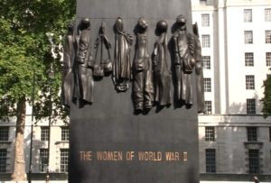 The Women of World War I Memorial