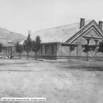 Old Salt Lake Tabernacle