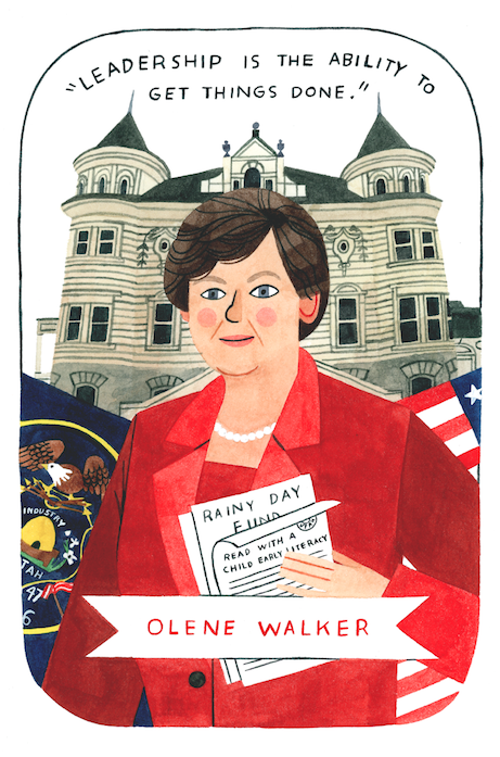 Governor Olene Walker