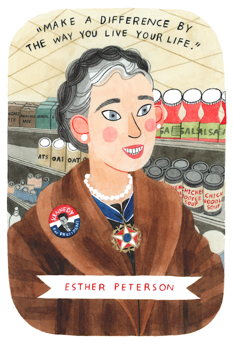 Esther Eggertsen Peterson