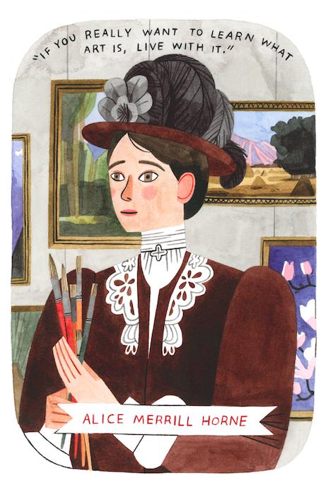 Alice Merrill Horne