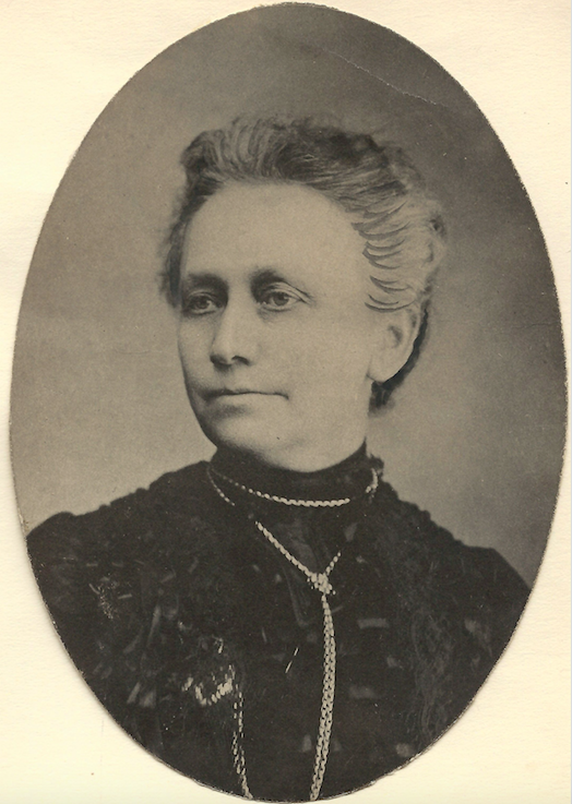 Photograph of Elizabeth Hayward