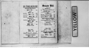 1911 Utah State Senate Bill 225